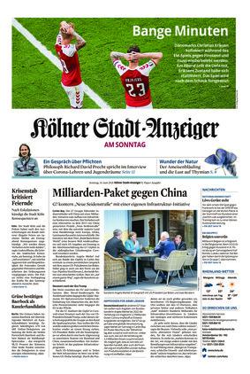 Kölner Stadt-Anzeiger / Rhein-Sieg-Anzeiger (13.06.2021)