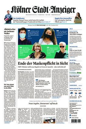 Kölner Stadt-Anzeiger (15.06.2021)