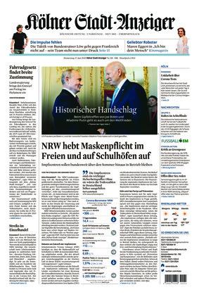 Kölner Stadt-Anzeiger (17.06.2021)