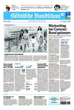 Kölnische Rundschau (18.06.2021)