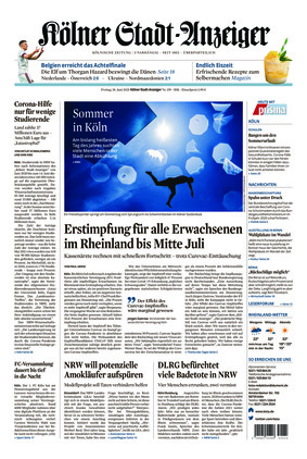Kölner Stadt-Anzeiger (18.06.2021)