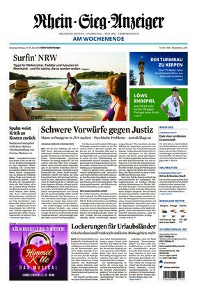 Kölner Stadt-Anzeiger / Rhein-Sieg-Anzeiger (19.06.2021)