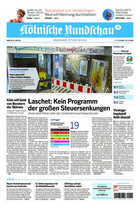 Kölnische Rundschau (22.06.2021)