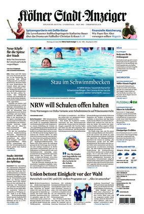 Kölner Stadt-Anzeiger (22.06.2021)