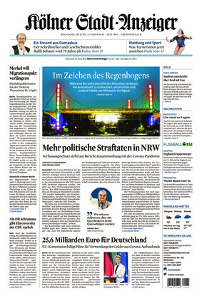 Kölner Stadt-Anzeiger (23.06.2021)