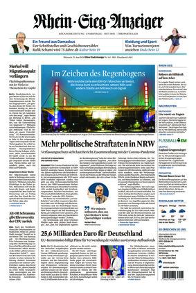 Kölner Stadt-Anzeiger / Rhein-Sieg-Anzeiger (23.06.2021)
