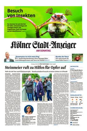 Kölner Stadt-Anzeiger (18.07.2021)