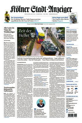 Kölner Stadt-Anzeiger (19.07.2021)