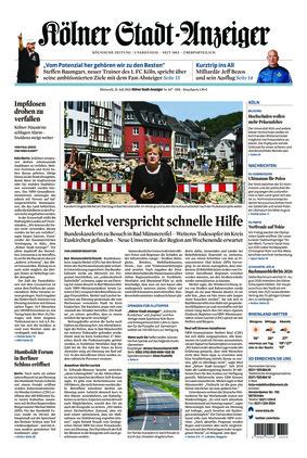 Kölner Stadt-Anzeiger (21.07.2021)