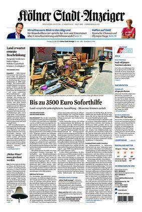 Kölner Stadt-Anzeiger (23.07.2021)