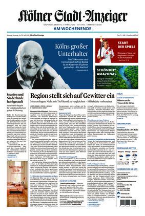 Kölner Stadt-Anzeiger (24.07.2021)