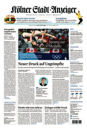 Kölner Stadt-Anzeiger (26.07.2021)