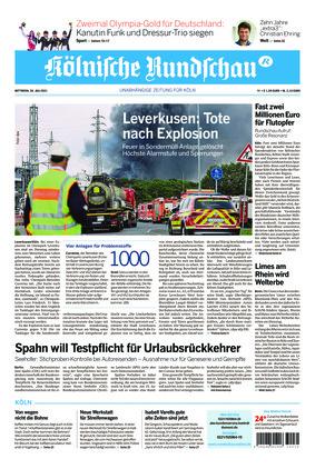 Kölnische Rundschau (28.07.2021)