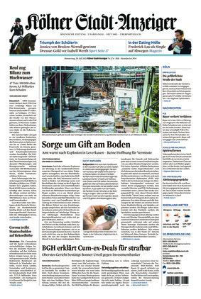 Kölner Stadt-Anzeiger (29.07.2021)