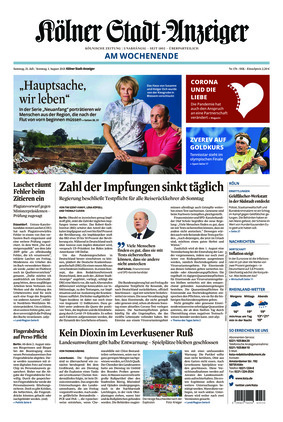 Kölner Stadt-Anzeiger (31.07.2021)