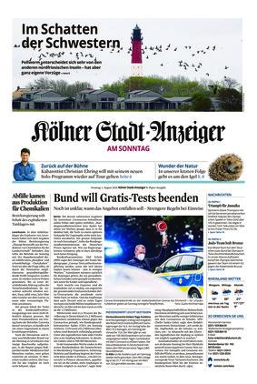Kölner Stadt-Anzeiger (01.08.2021)