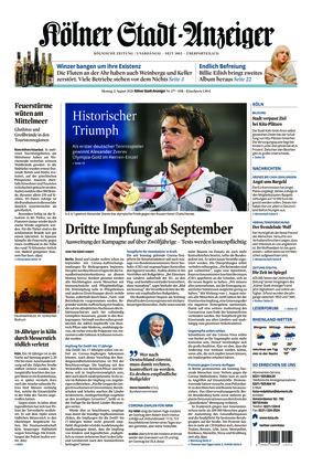 Kölner Stadt-Anzeiger (02.08.2021)