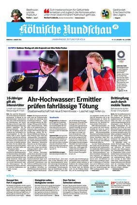Kölnische Rundschau (03.08.2021)
