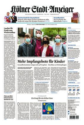 Kölner Stadt-Anzeiger (03.08.2021)