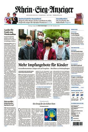 Kölner Stadt-Anzeiger / Rhein-Sieg-Anzeiger (03.08.2021)