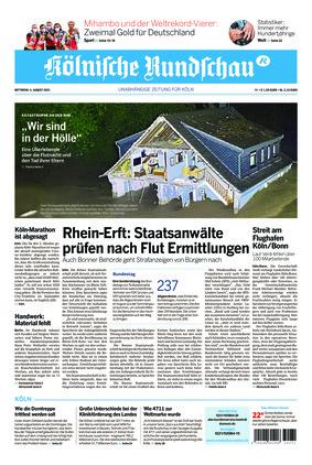 Kölnische Rundschau (04.08.2021)
