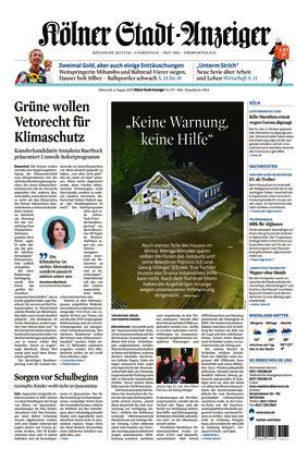 Kölner Stadt-Anzeiger (04.08.2021)