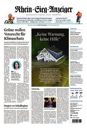 Kölner Stadt-Anzeiger / Rhein-Sieg-Anzeiger (04.08.2021)