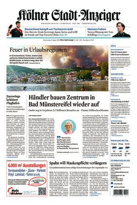 Kölner Stadt-Anzeiger (05.08.2021)