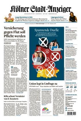 Kölner Stadt-Anzeiger (15.09.2021)