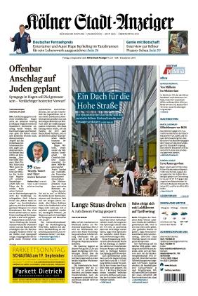 Kölner Stadt-Anzeiger (17.09.2021)