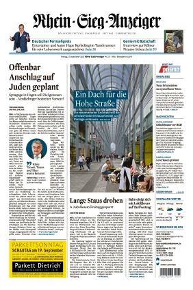 Kölner Stadt-Anzeiger / Rhein-Sieg-Anzeiger (17.09.2021)