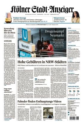 Kölner Stadt-Anzeiger (22.09.2021)