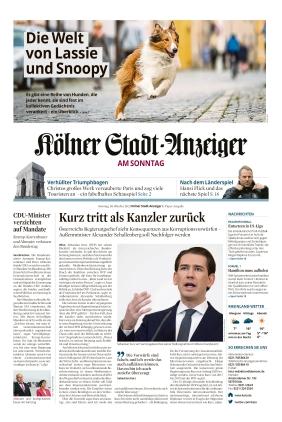 Kölner Stadt-Anzeiger (10.10.2021)