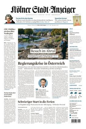 Kölner Stadt-Anzeiger (11.10.2021)