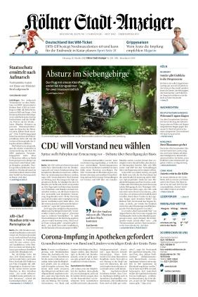 Kölner Stadt-Anzeiger (12.10.2021)
