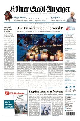 Kölner Stadt-Anzeiger (15.10.2021)