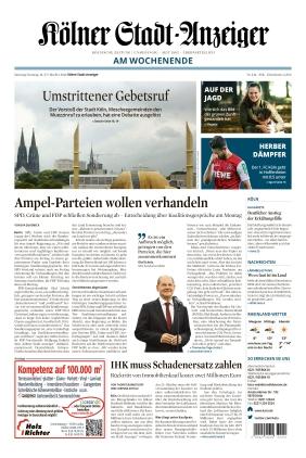 Kölner Stadt-Anzeiger (16.10.2021)