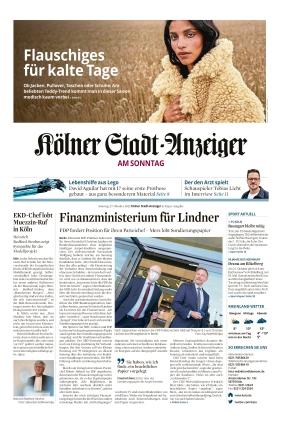 Kölner Stadt-Anzeiger (17.10.2021)