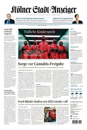 Kölner Stadt-Anzeiger (19.10.2021)