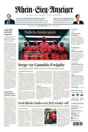 Kölner Stadt-Anzeiger / Rhein-Sieg-Anzeiger (19.10.2021)