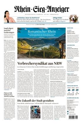 Kölner Stadt-Anzeiger / Rhein-Sieg-Anzeiger (20.10.2021)