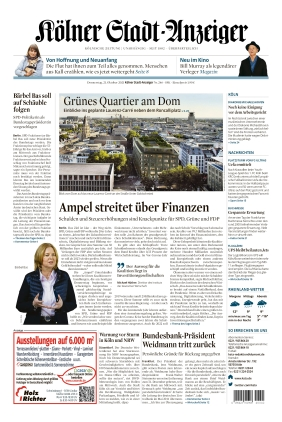 Kölner Stadt-Anzeiger (21.10.2021)