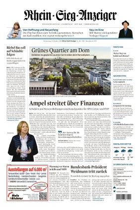 Kölner Stadt-Anzeiger / Rhein-Sieg-Anzeiger (21.10.2021)