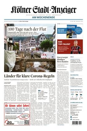 Kölner Stadt-Anzeiger (23.10.2021)