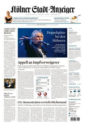 Kölner Stadt-Anzeiger (26.10.2021)