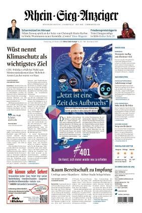 Kölner Stadt-Anzeiger / Rhein-Sieg-Anzeiger (28.10.2021)