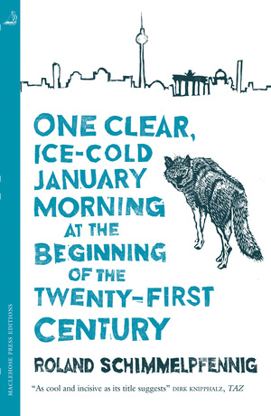One Clear, ice-cold january morning at the beginning of the twenty-first century