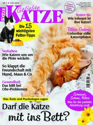 Geliebte Katze (07/2020)