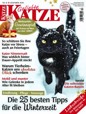Geliebte Katze (12/2020)