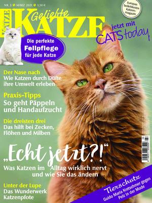 Geliebte Katze (03/2021)